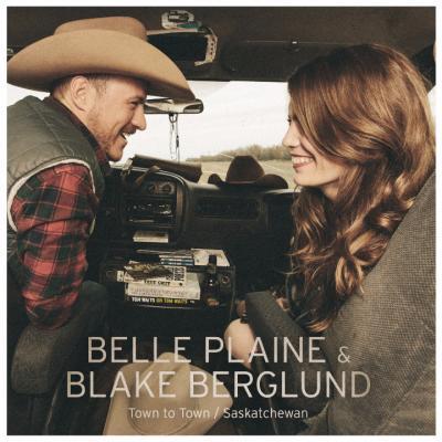 Belle Plaine & Blake Berglund